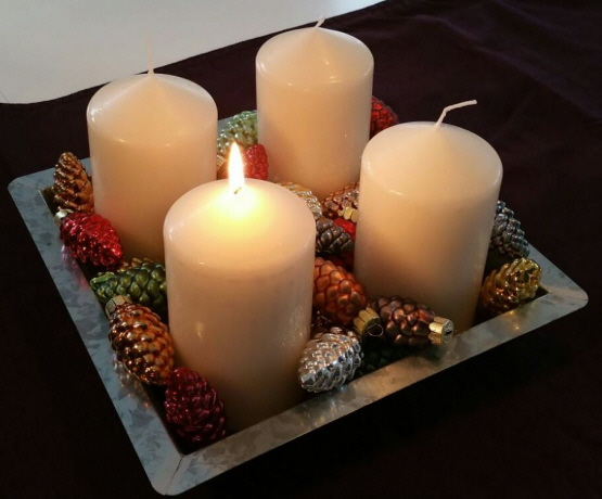Gerhard`s Adventskranz