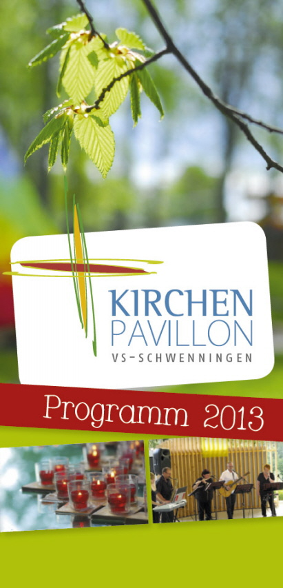 Flyer - Kirchenpavillon VS Schwenningen